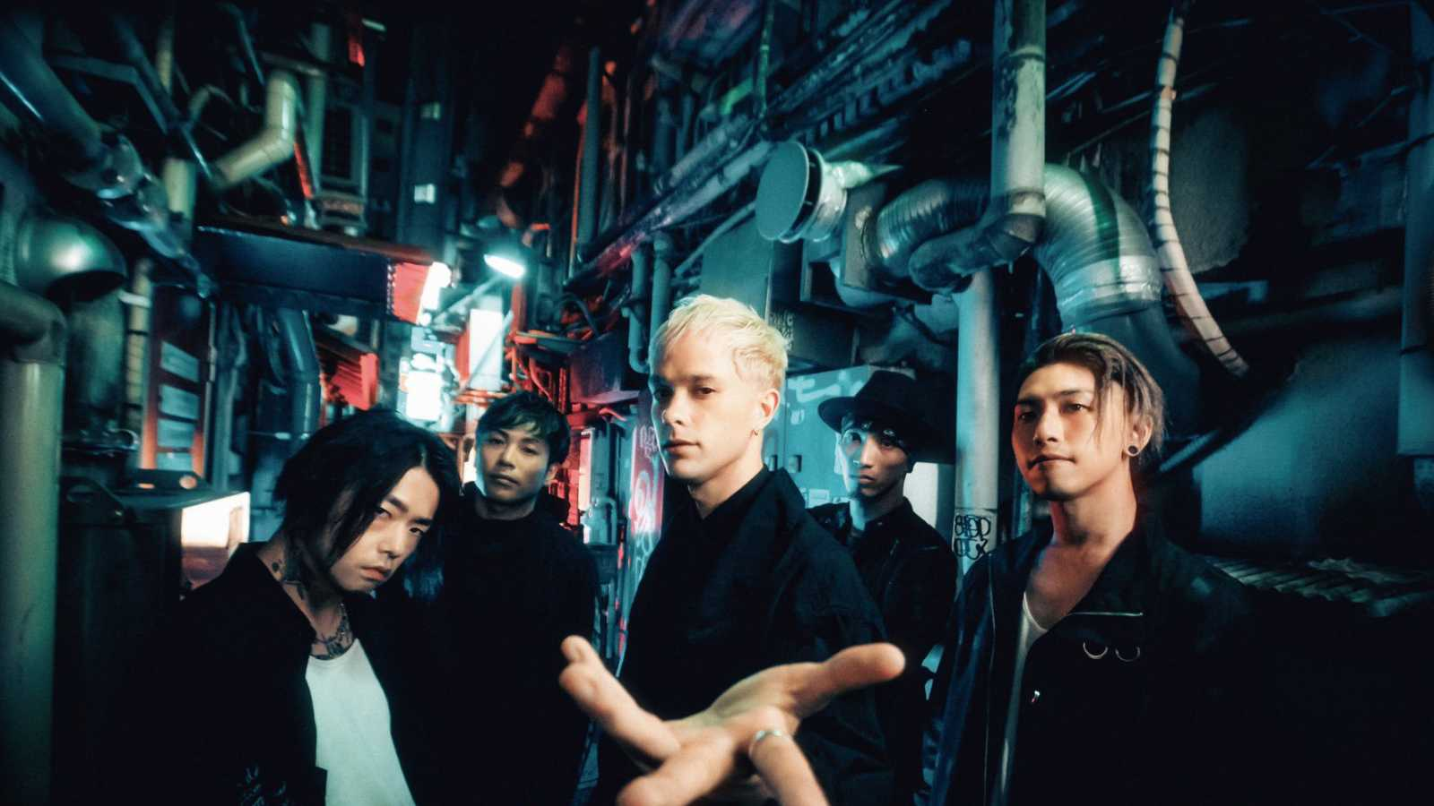 New Album from coldrain © coldrain. All rights reserved.