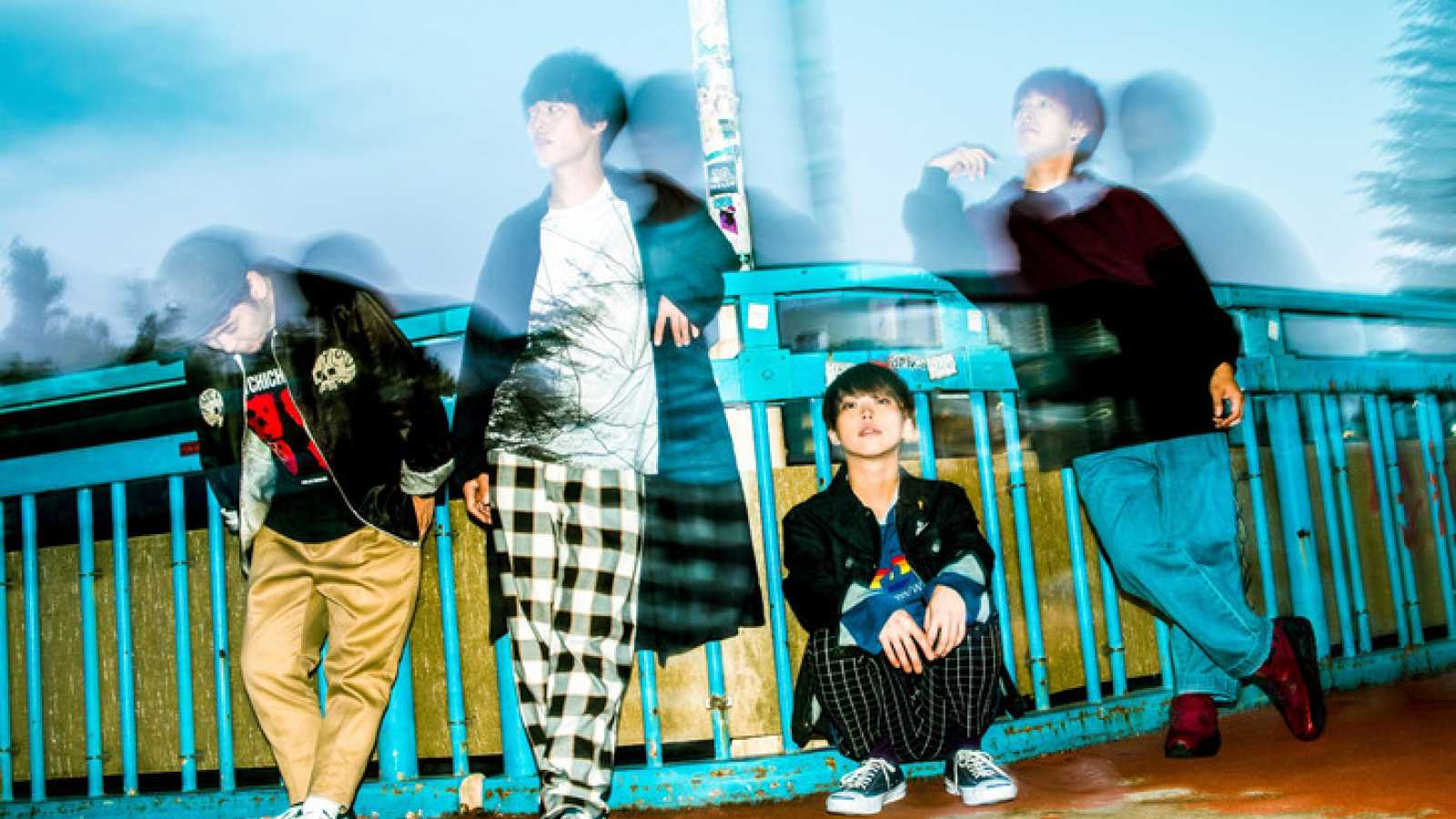 Nouveau single de 04 Limited Sazabys © 04 Limited Sazabys. All rights reserved.