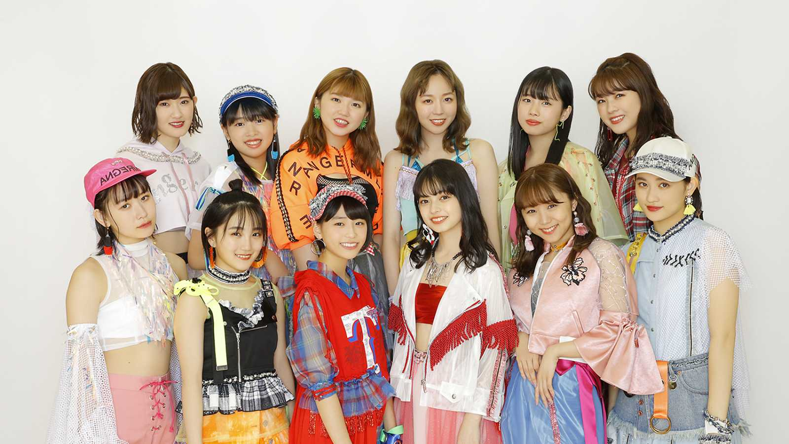 Interview with ANGERME © DC FACTORY. All rights reserved.