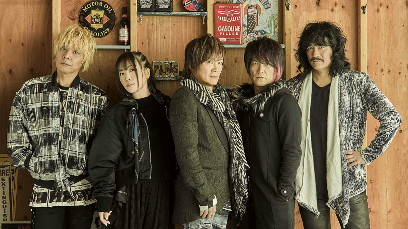 JAM Project © JAM Project/Lantis. All rights reserved.