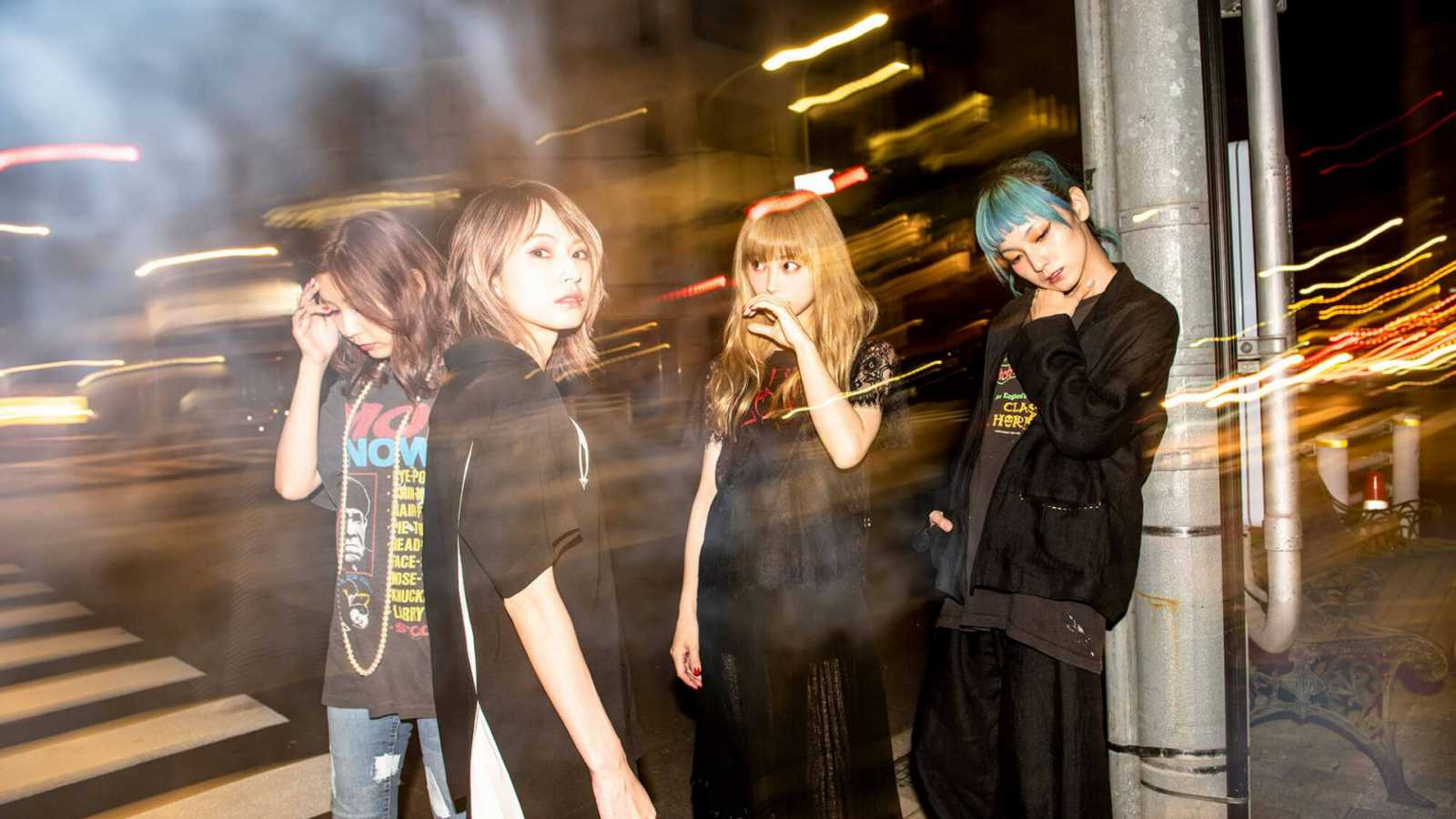 New Digital Single from SCANDAL, Band to Stream Live Performance on YouTube © her