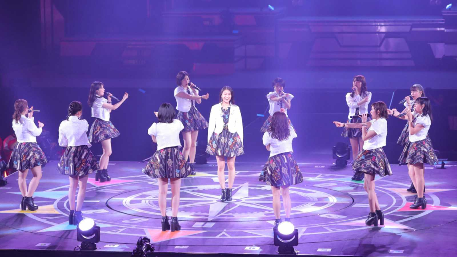 ANGERME Concert Tour 2019 Spring Final Wada Ayaka Graduation Special Rinne...