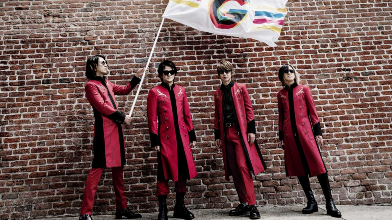 New Album from GLAY © TAKASHI HIRANO