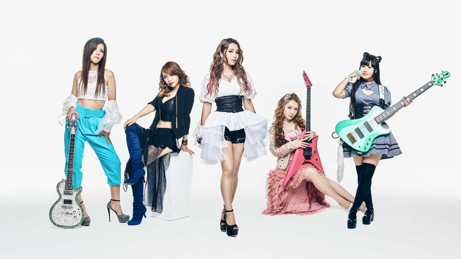 New Self-Cover Album from Aldious © 2019 VAA