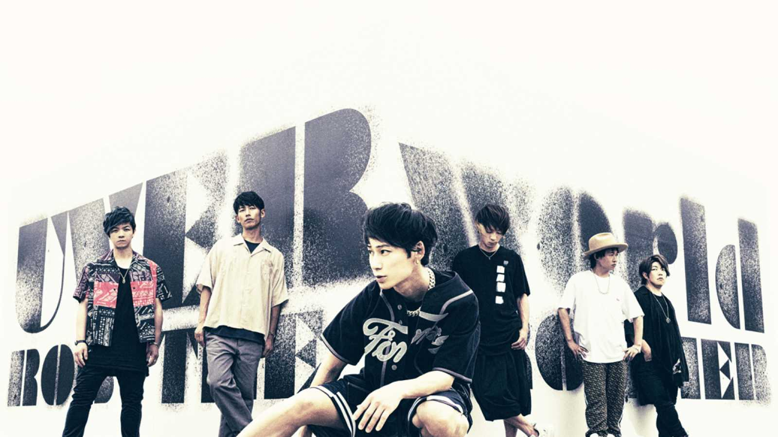 Nuevo single de UVERworld © Sony Music Records All rights reserved.