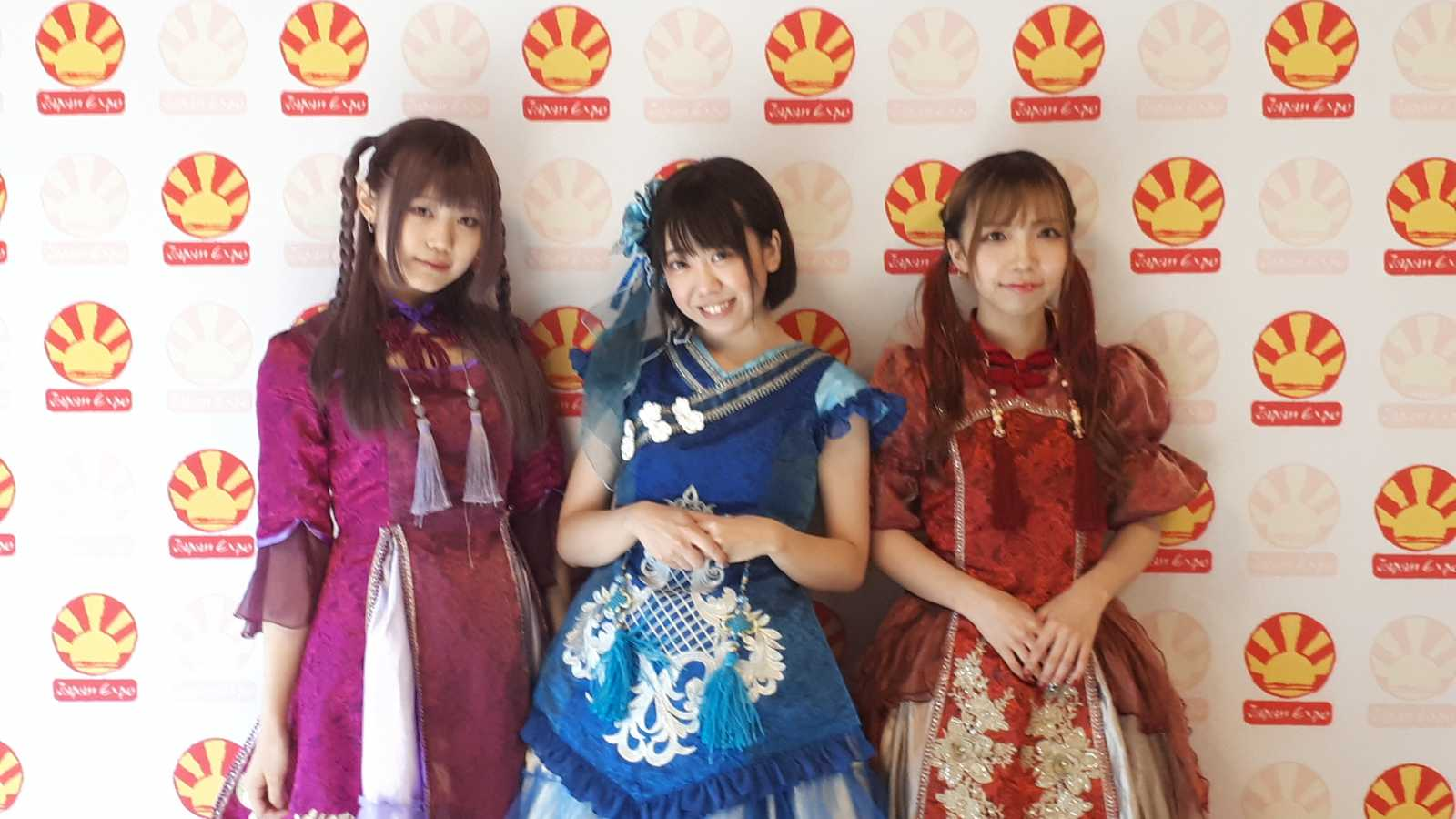 Interview avec We=Mukashibanashi à Japan Expo 2019