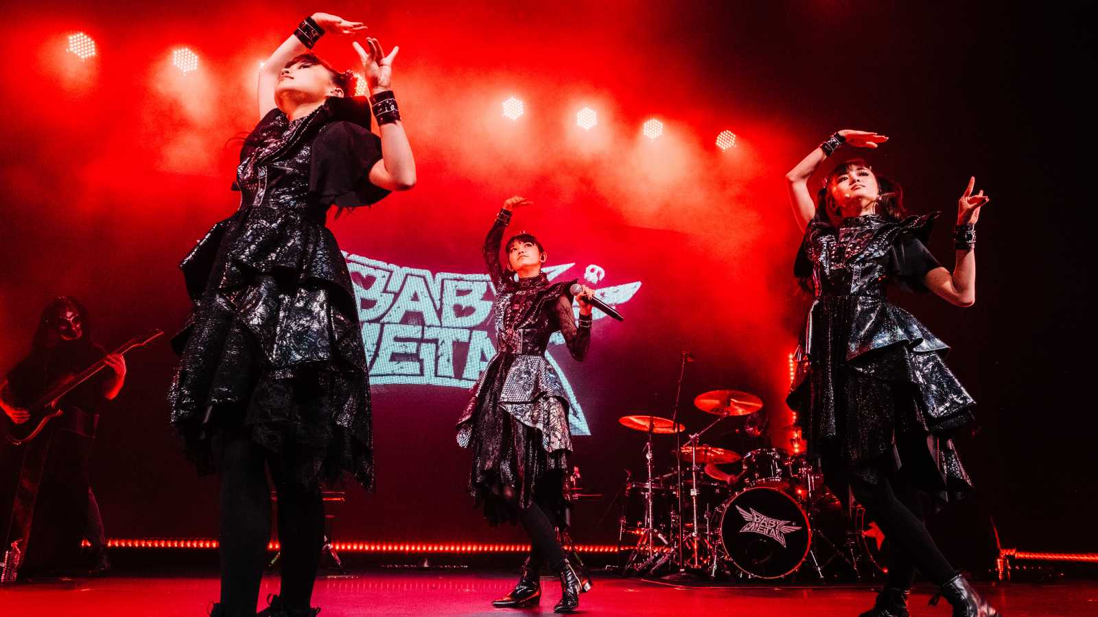 BABYMETAL at The Warfield, San Francisco