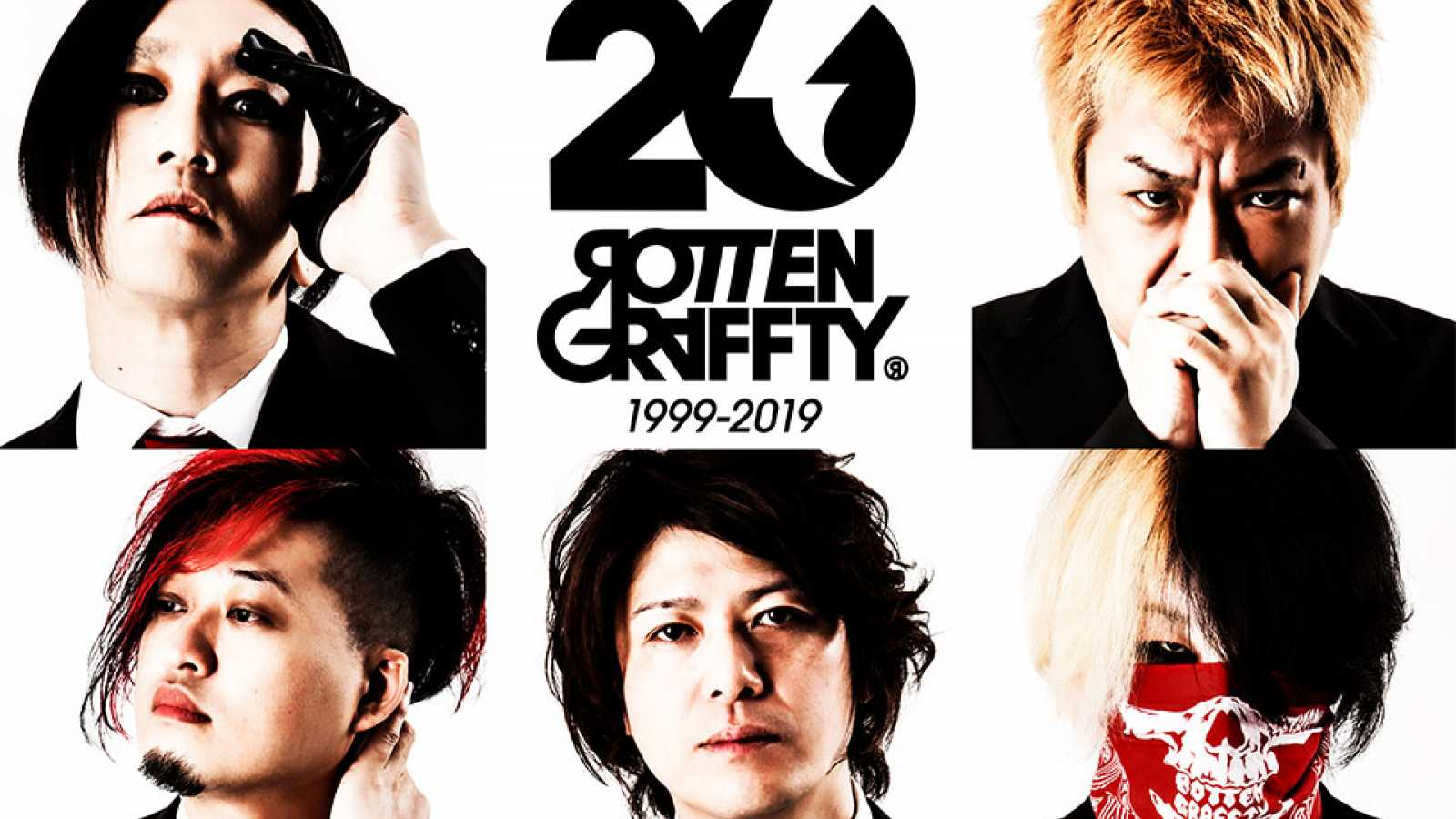 ROTTENGRAFFTY Announce First Tribute Album and New Single © ROTTENGRAFFTY. All rights reserved.