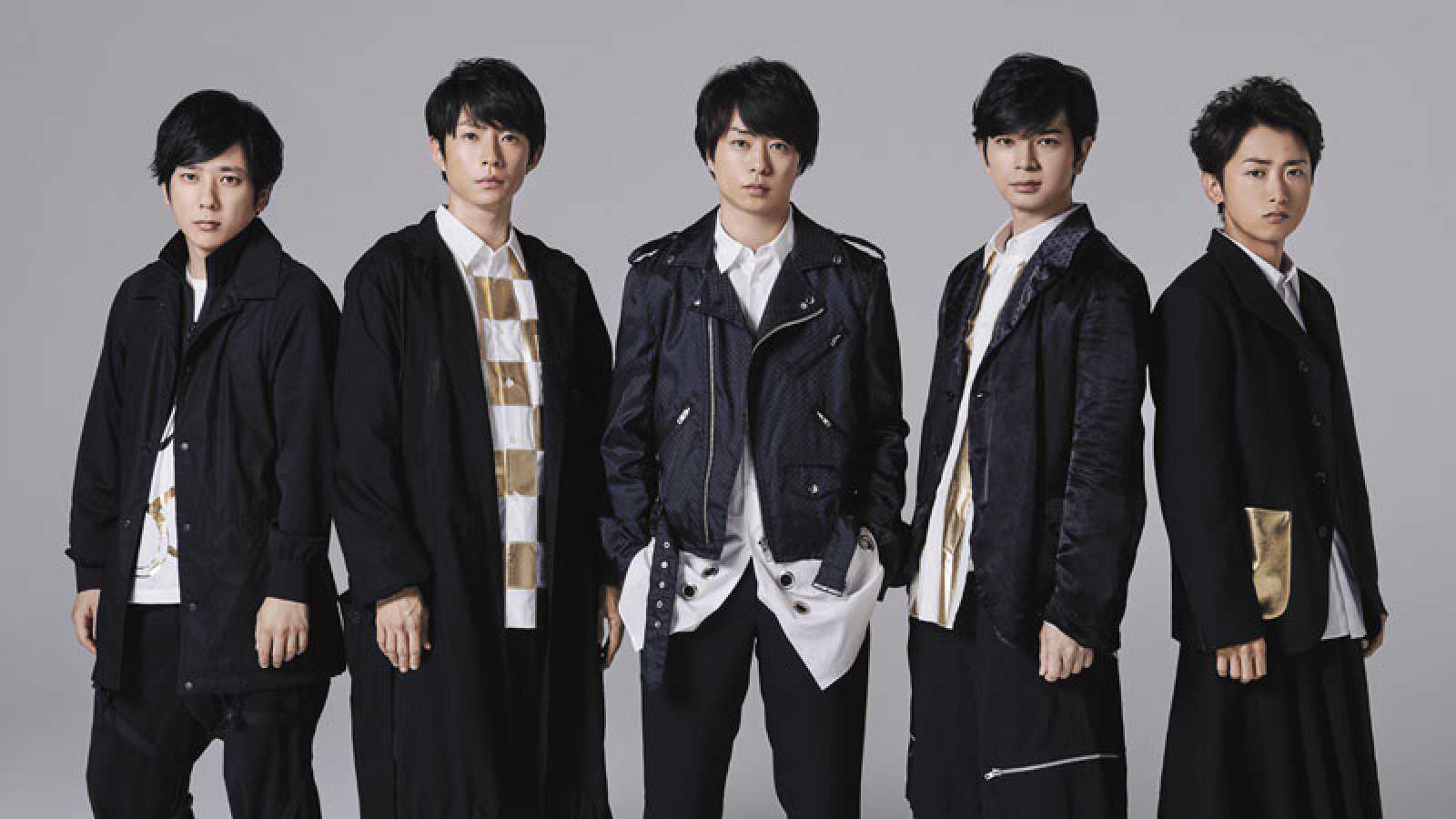 El popular grupo idol ARASHI lanza su canal oficial de YouTube