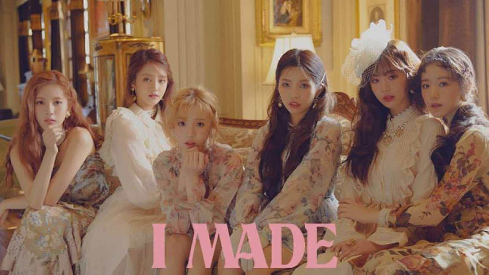 (G)I-DLE © CUBE Entertainment. All rights reserved