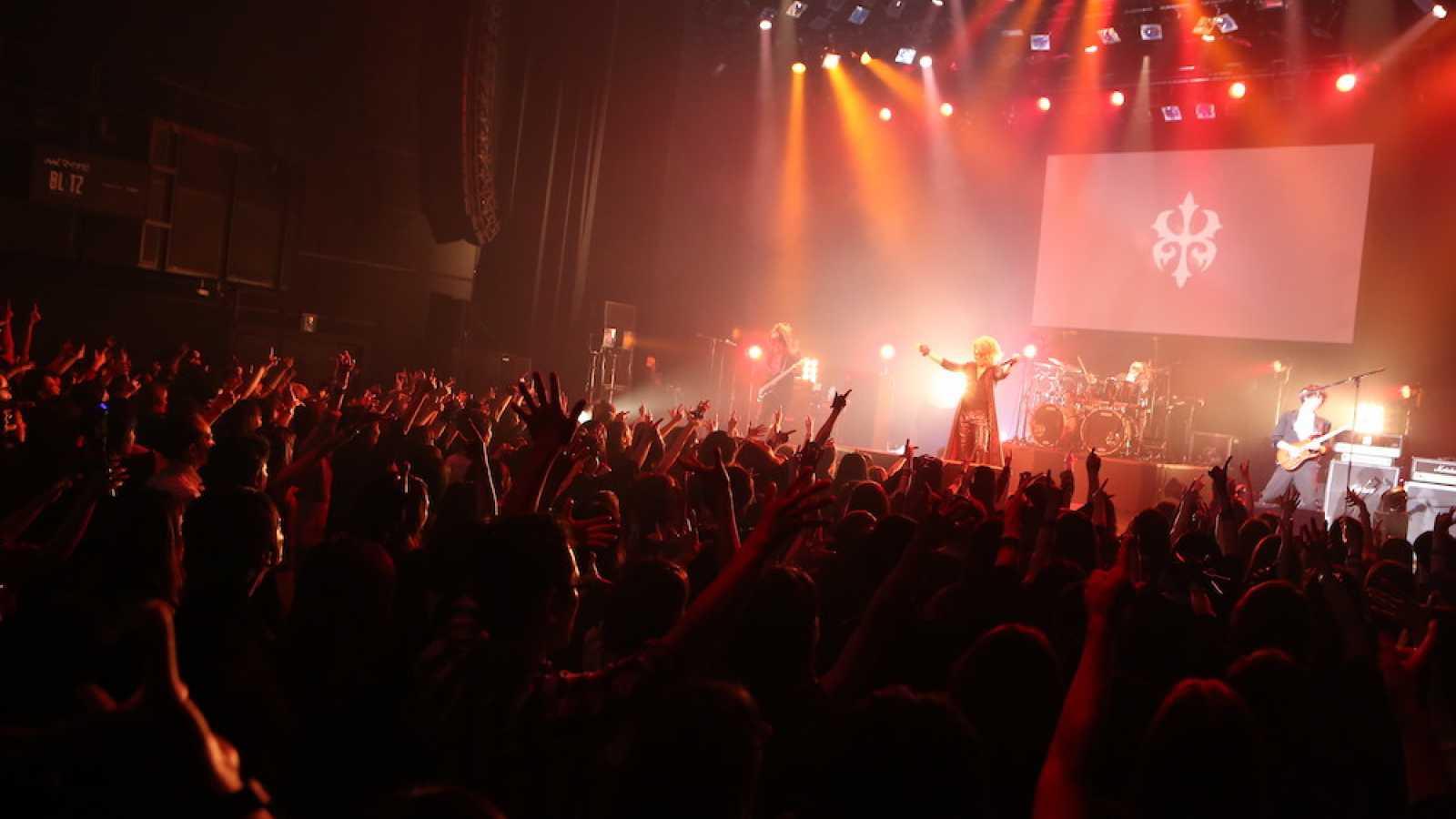 "KAMIJO JAPAN TOUR 19 ""PERSONA GRATA"" -FINAL- en MYNAVI BLITZ AKASAKA © Takaaki Henmi"