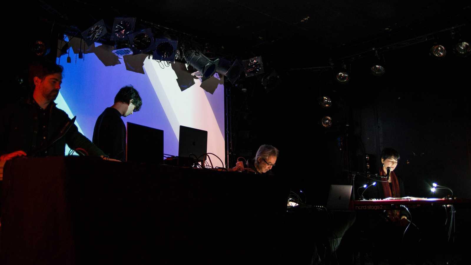 Visible Cloaks, Yoshio Ojima & Satsuki Shibano © Iina Kaikko (JaME Suomi)