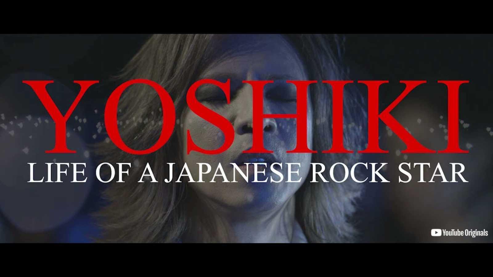 YOSHIKI annonce un nouveau documentaire sur YouTube