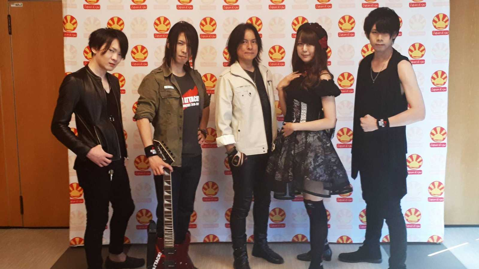 Interview avec IRON ATTACK! à Japan Expo 2019 © Aravinth