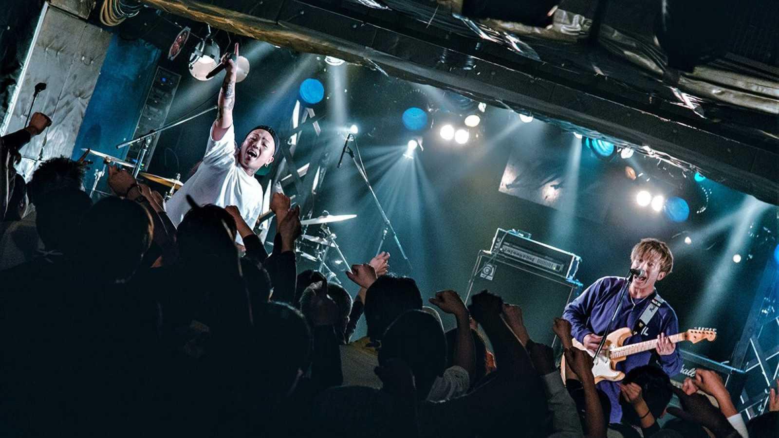 Neues digitales Mini-Album von BACK-ON © BACK-ON. Provided by Resonance Media.