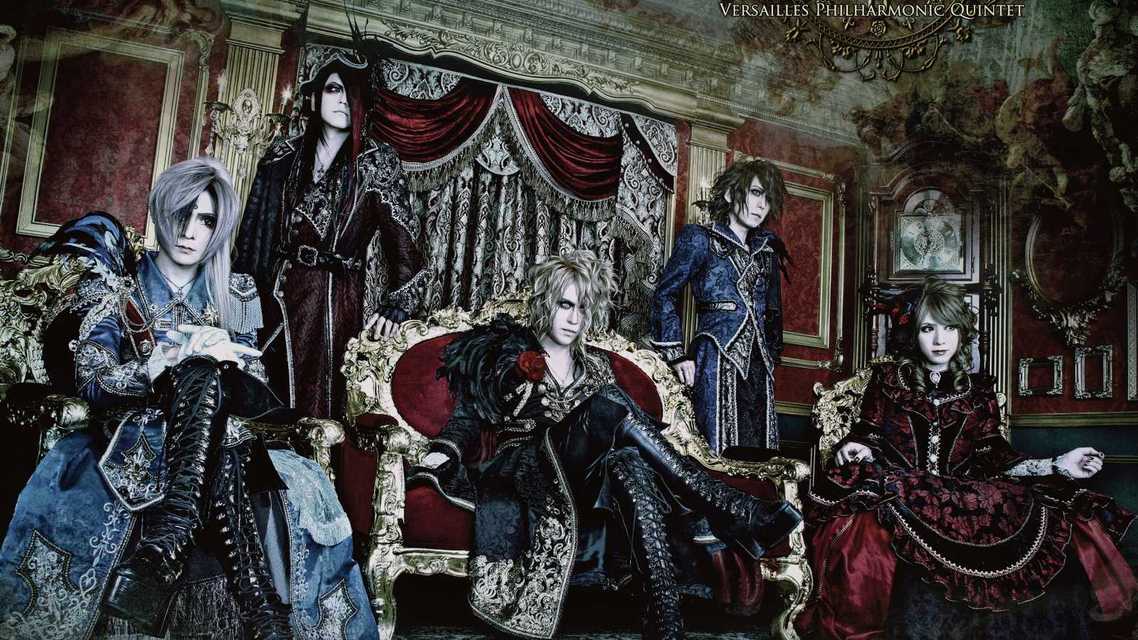 Nuevo lanzamiento digital de Versailles © Versailles -Philharmonic Quintet-. All rights reserved.