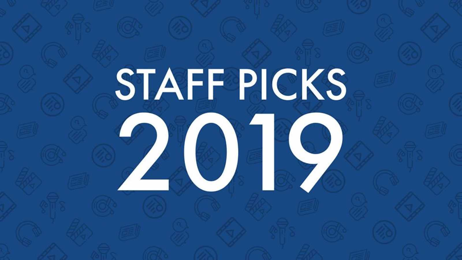 JaME's Staff Picks 2019 Playlist © JaME