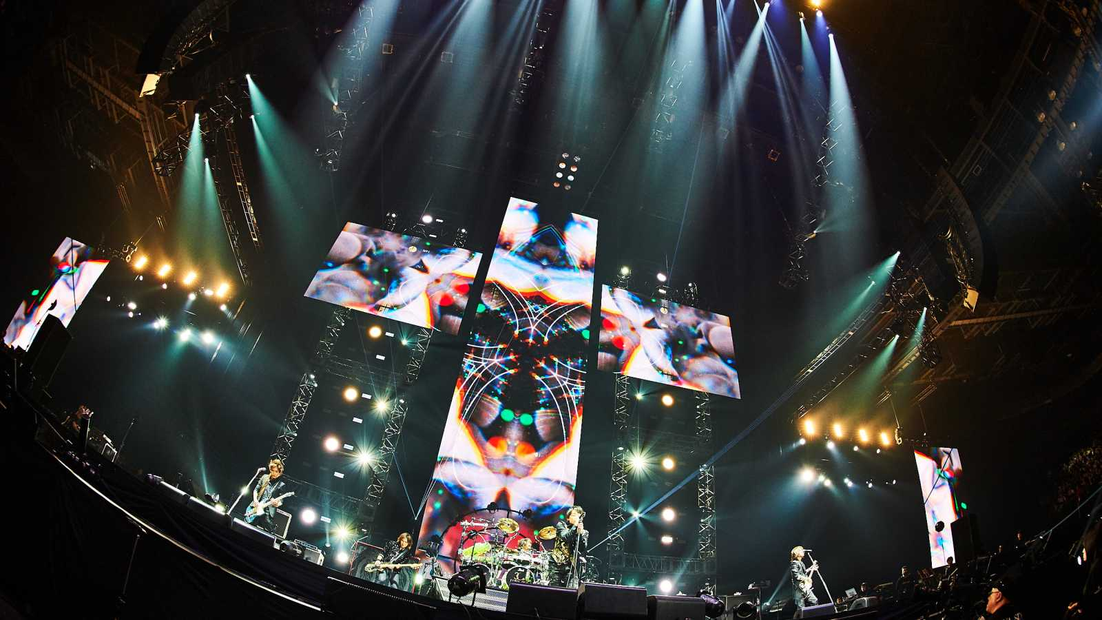LUNA SEA 30th Anniversary LIVE LUNATIC X'MAS 2019 w Saitama Super Arena