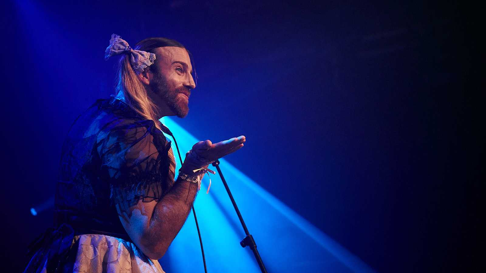 Photo Gallery: Ladybeard at Metal Matsuri, London