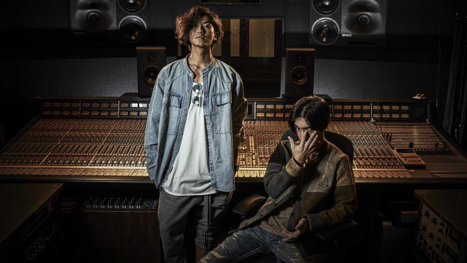 Nishikido Ryo und Akanishi Jin arbeiten nun gemeinsam © N/A. All rights reserved.