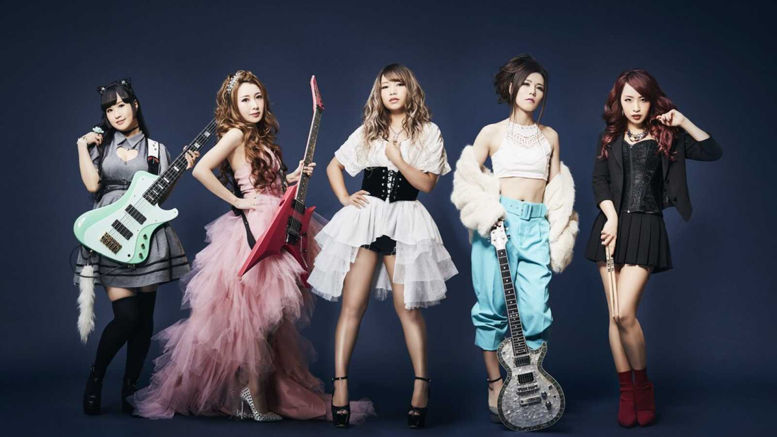 Interview with Aldious
