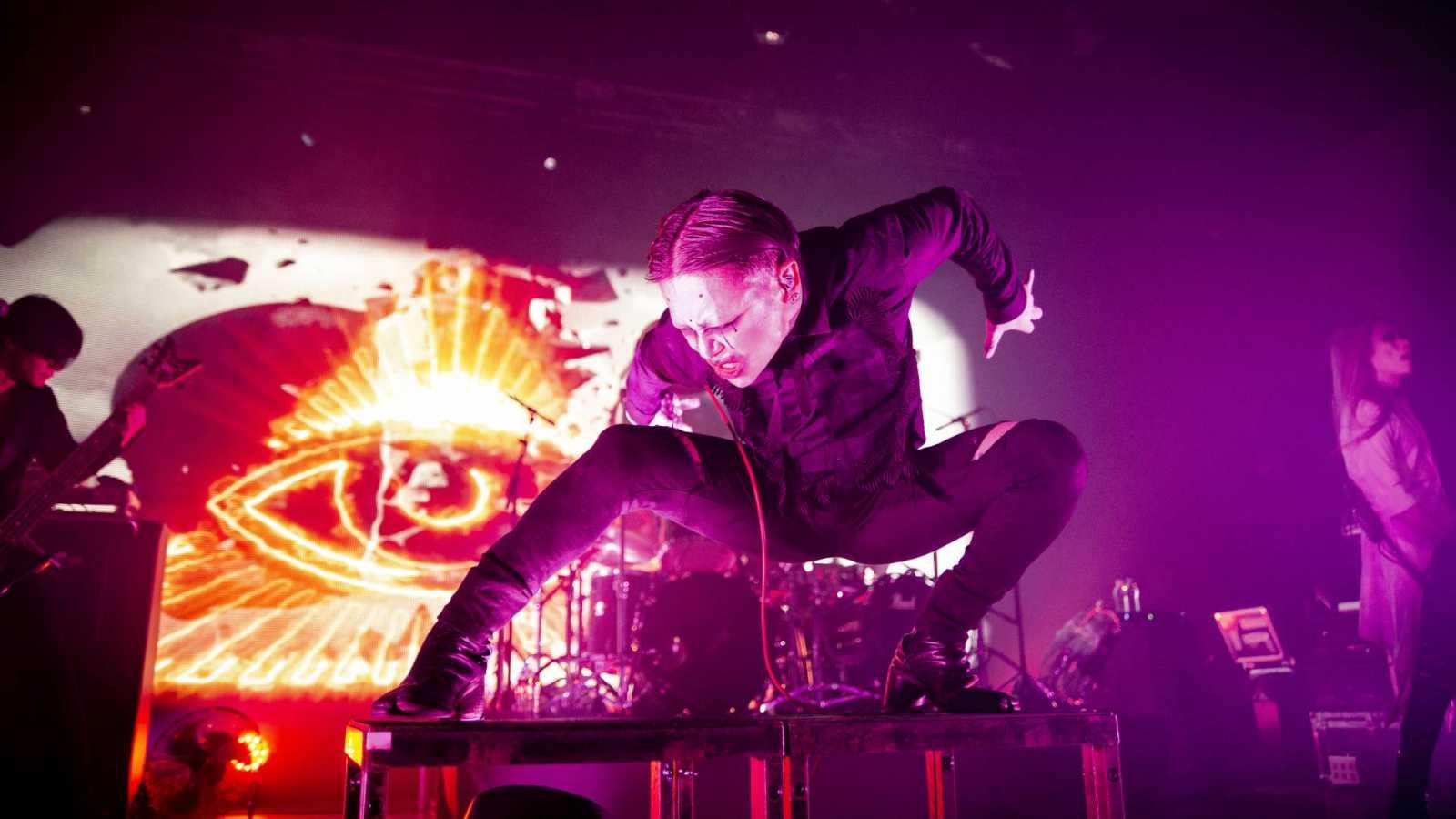 DIR EN GREY TOUR20 This Way to Self-Destruction © Henrik Savonen (JaME Suomi)