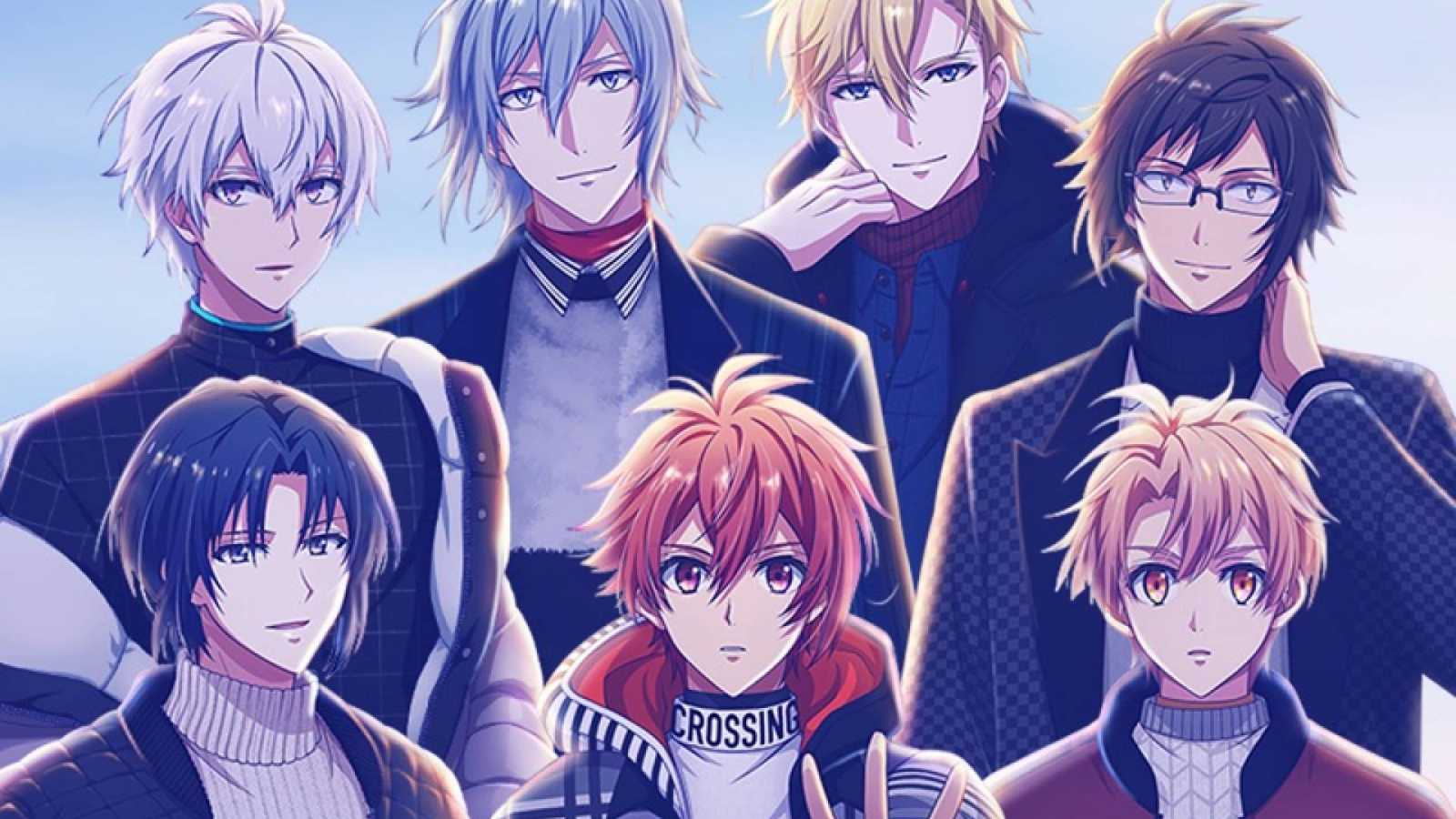 IDOLiSH7 © IDOLiSH7. All rights reserved.