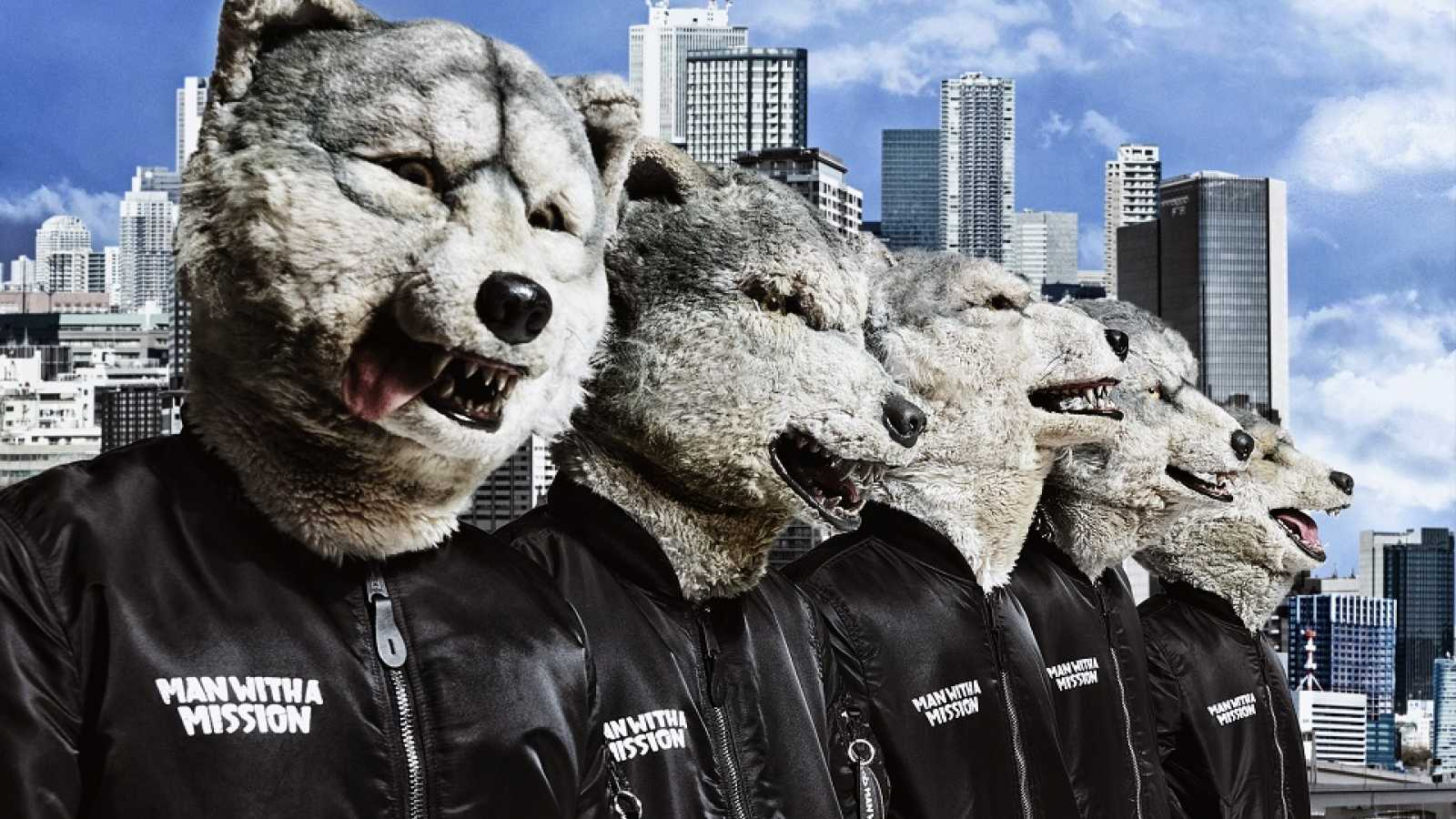 MAN WITH A MISSION anuncia planos para seu 10º aniversário © MAN WITH A MISSION. All rights reserved.