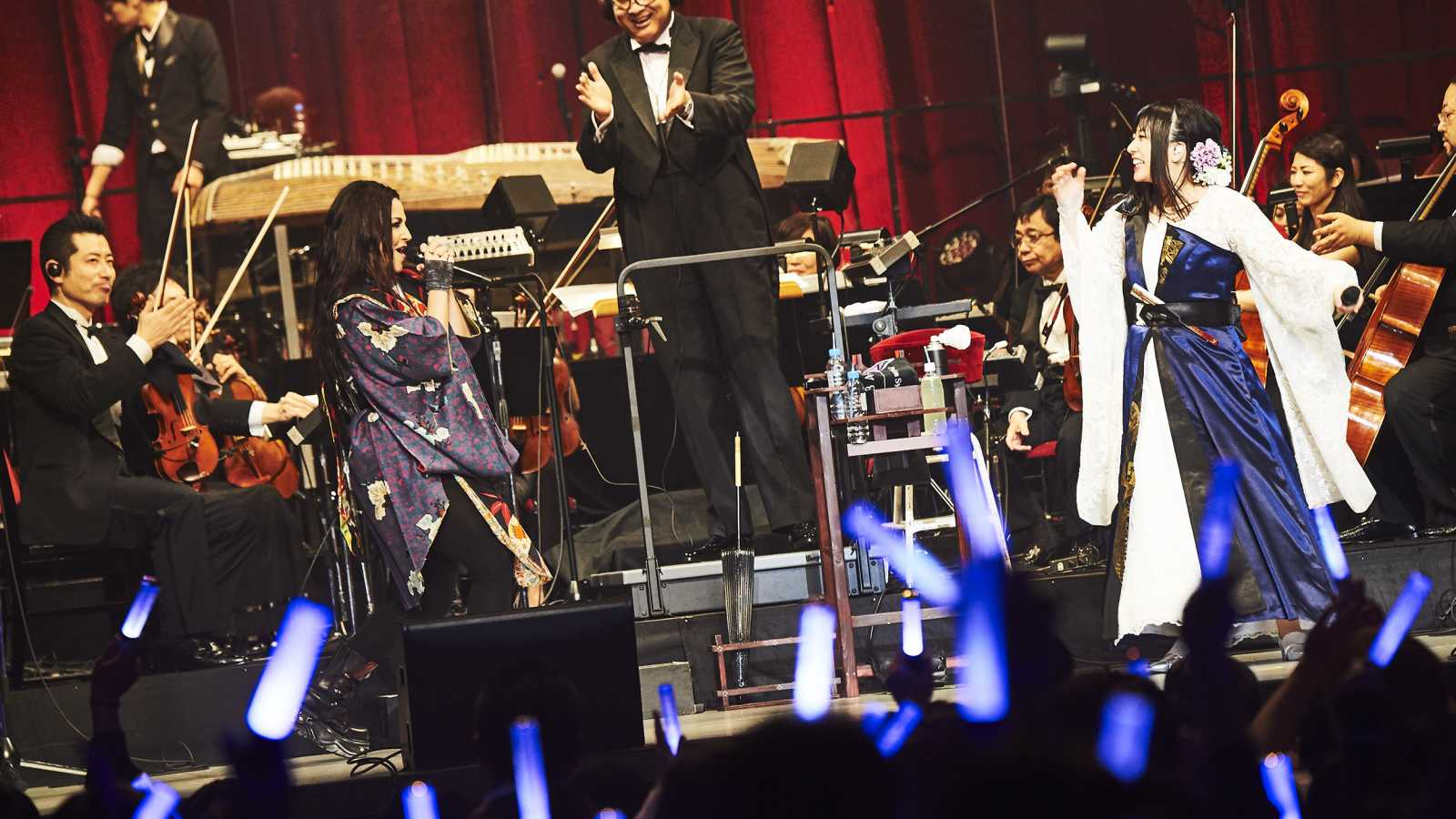WagakkiBand Premium Symphonic Night Vol.2 Live & Orchestra in Osaka-Jo Hall...