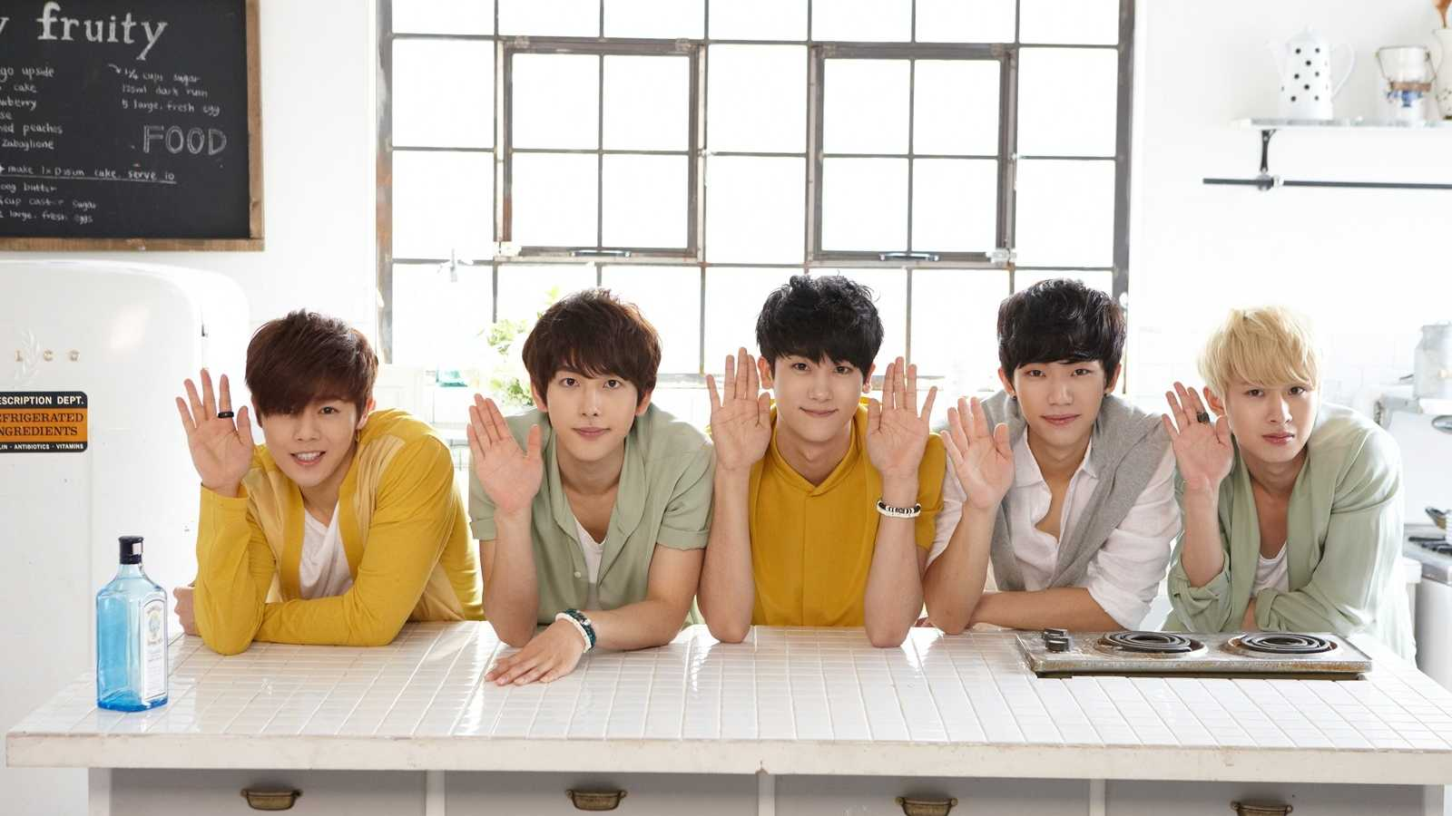 ZE:A FIVE © Star Empire Entertainment. All rights reserved