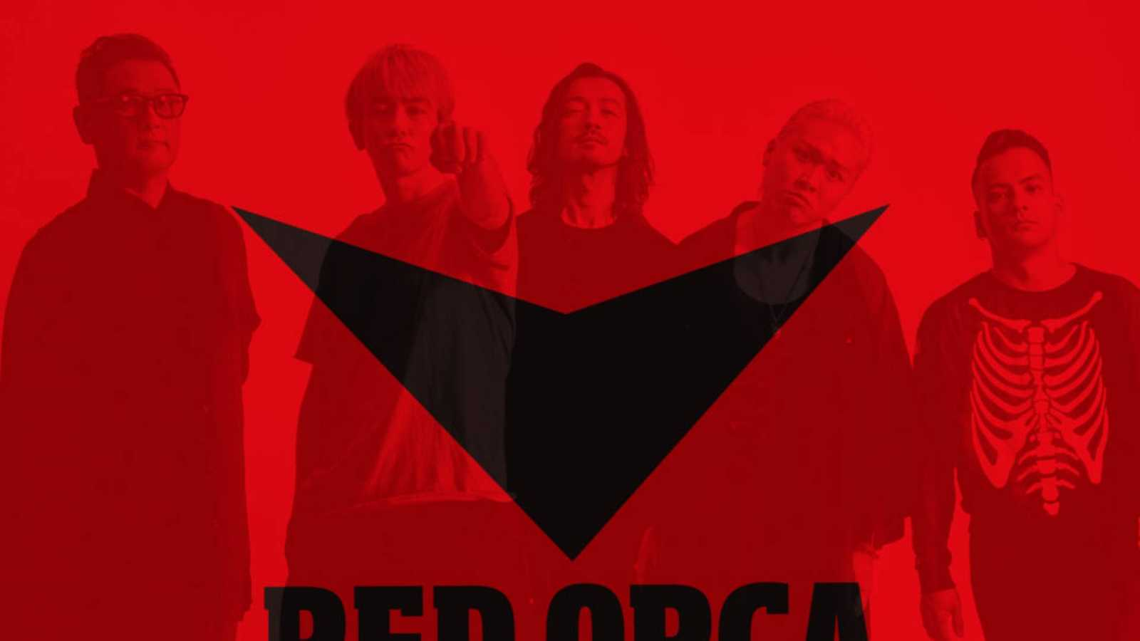 RED ORCA sort son premier album © RED ORCA. All rights reserved.