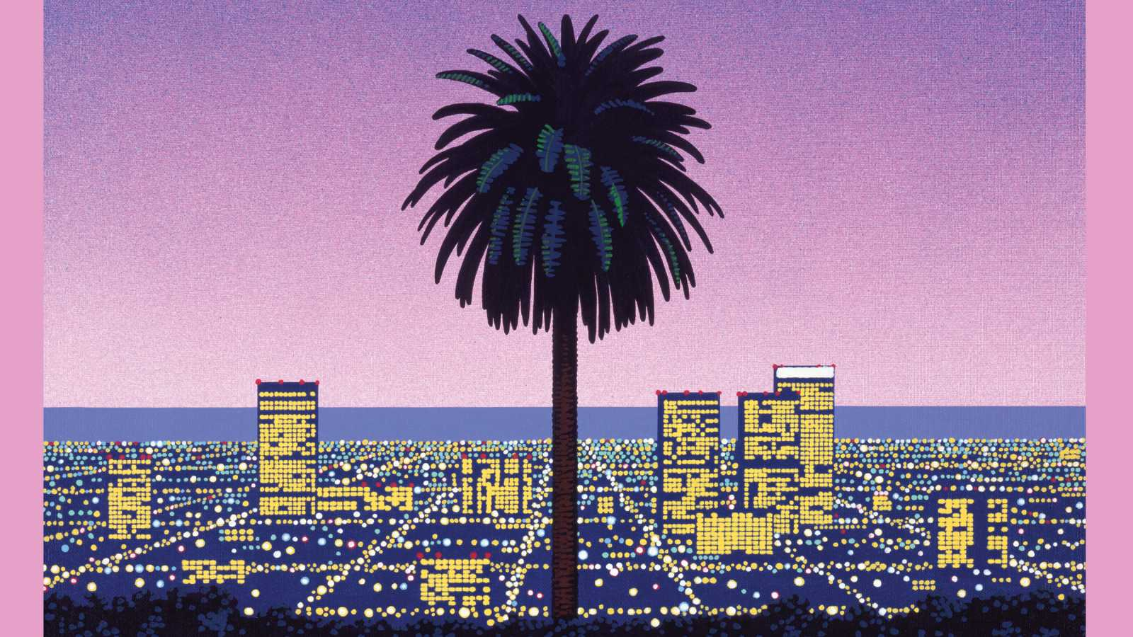 "Light In The Attic to Release Sequel to Japanese City Pop Compilation ""Pacific Breeze"" © Hiroshi Nagai"