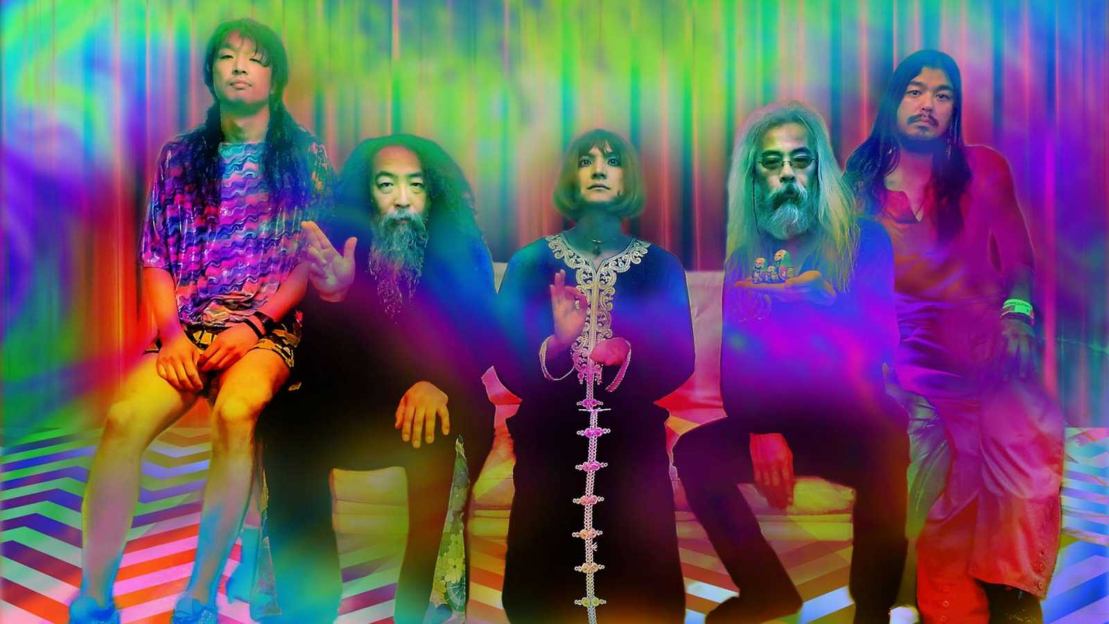 Acid Mothers Temple & the Melting Paraiso U.F.O. © Acid Mothers Temple all rights reserved