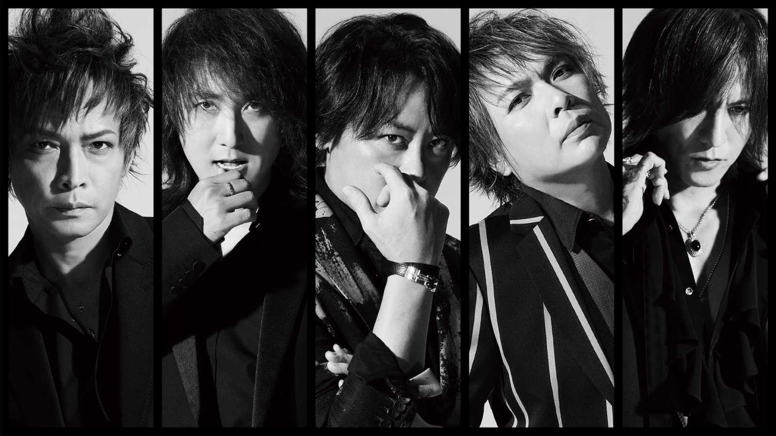 New Digital Single from LUNA SEA © LUNA SEA. All rights reserved.