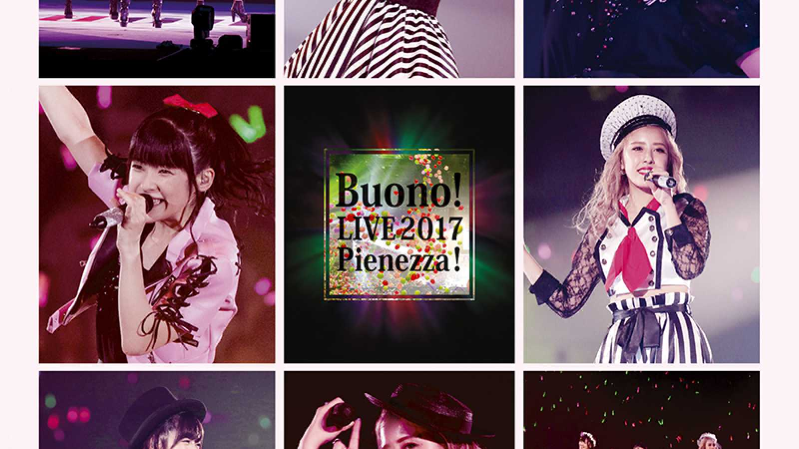 Buono! to Stream Last Live on YouTube © Buono!. All rights reserved.