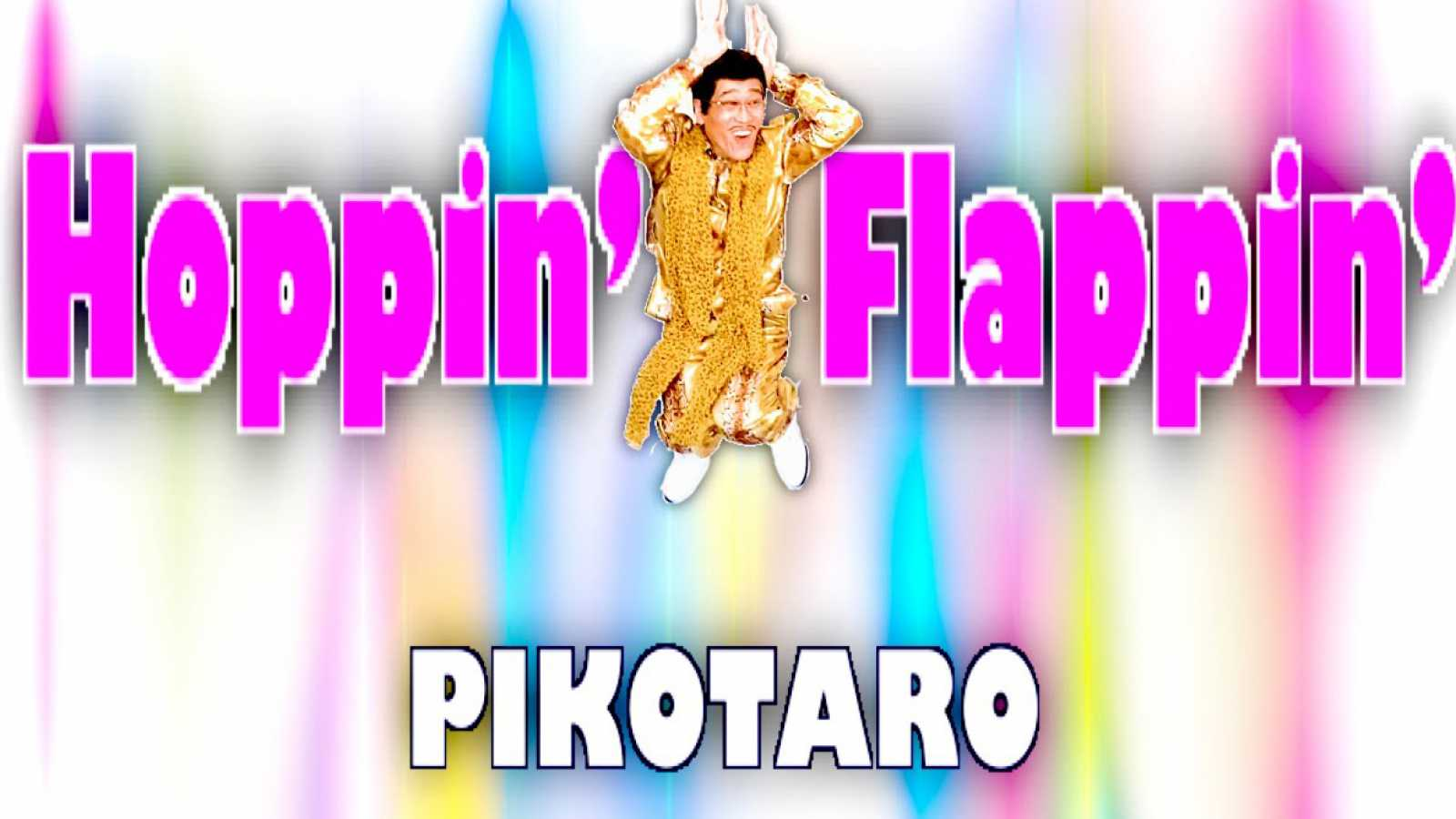 "PIKOTARO Creates ""Hoppin' Flappin'"" Workout to Encourage Home Exercise © PIKOTARO. All rights reserved."