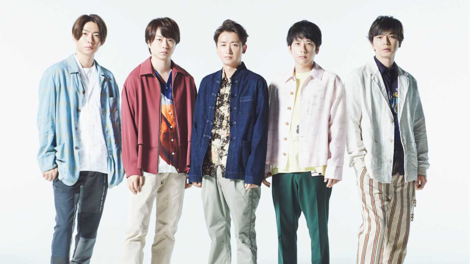 Nuevos singles de ARASHI © JStorm. All rights reserved.