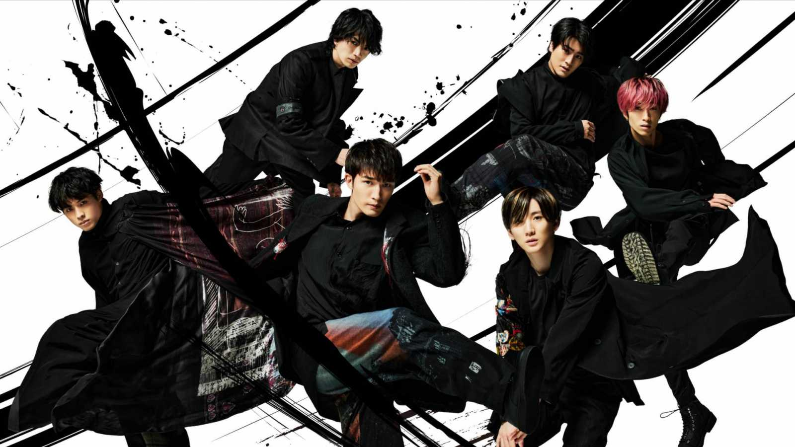 Neue Single von SixTONES © SixTONES. All rights reserved.