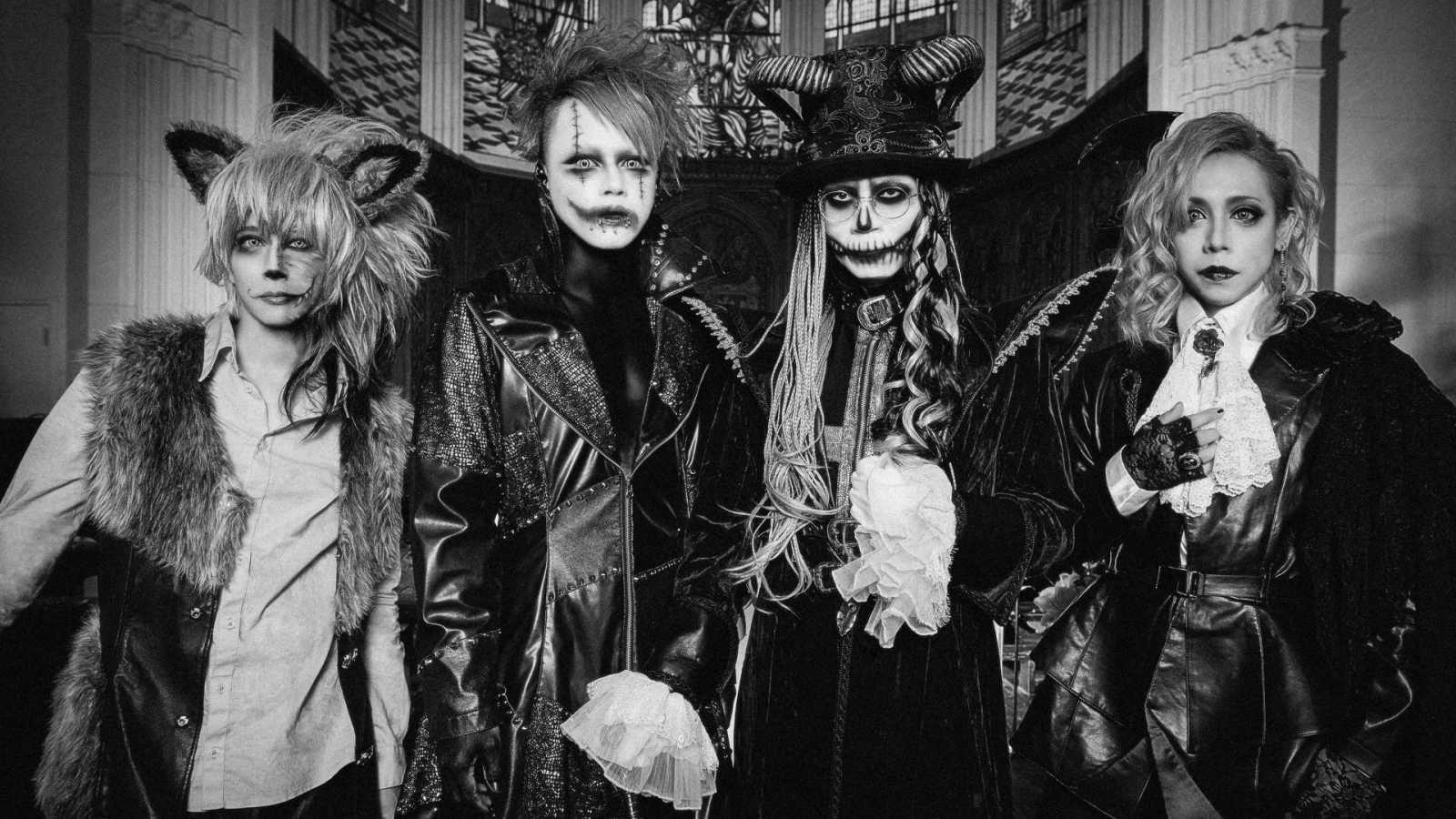 """Leetspeak monsters Announce Details on """"Samhain"""" and October Live Streams © GLK MUSIC. All rights reserved."""
