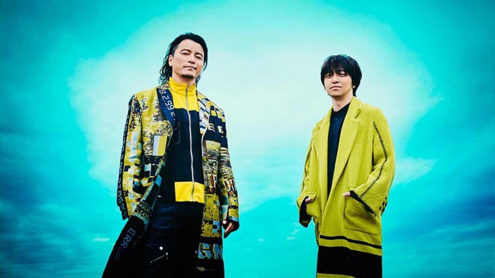 KREVA annonce un nouveau single avec Daichi Miura   © KREVA x Daichi Miura. All rights reserved.