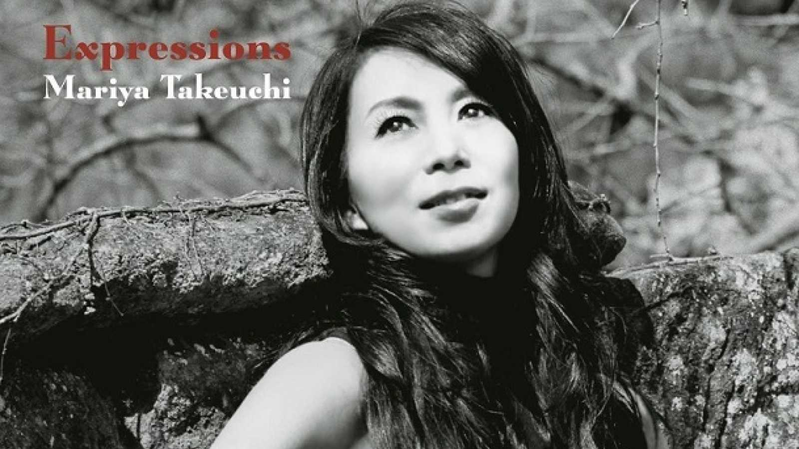 "Mariya Takeuchi's ""Expressions"" Now Available for Streaming Worldwide © Warner Music Japan Inc. All rights reserved."