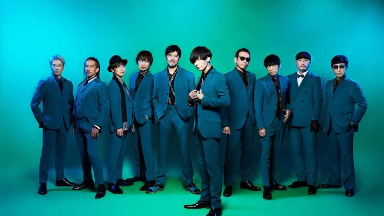 Wspólny singiel TOKYO SKA PARADISE ORCHESTRA i Yooheia Kawakamiego © avex entertainment Inc. All rights reserved.