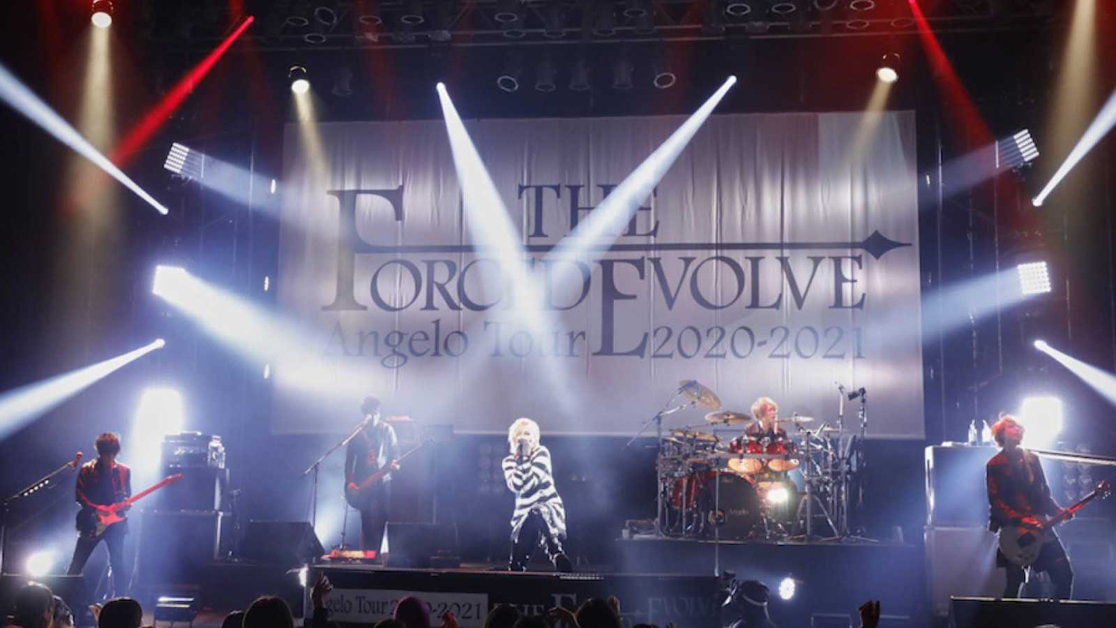 Angelo Tour 2020-2021「THE FORCED EVOLVE」