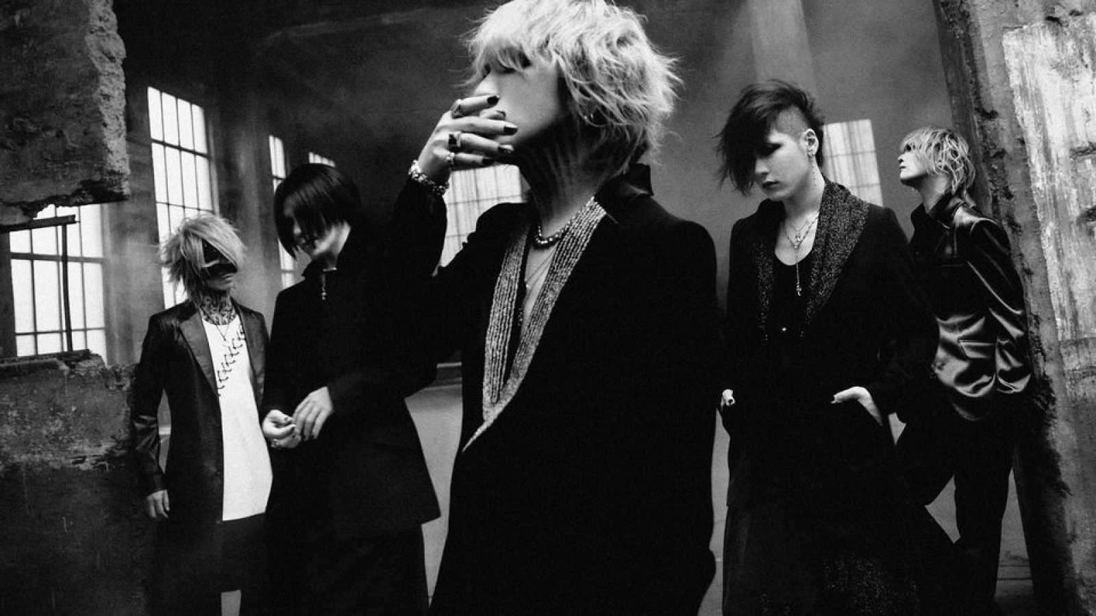 the GazettE kündigen neue Single und Album an