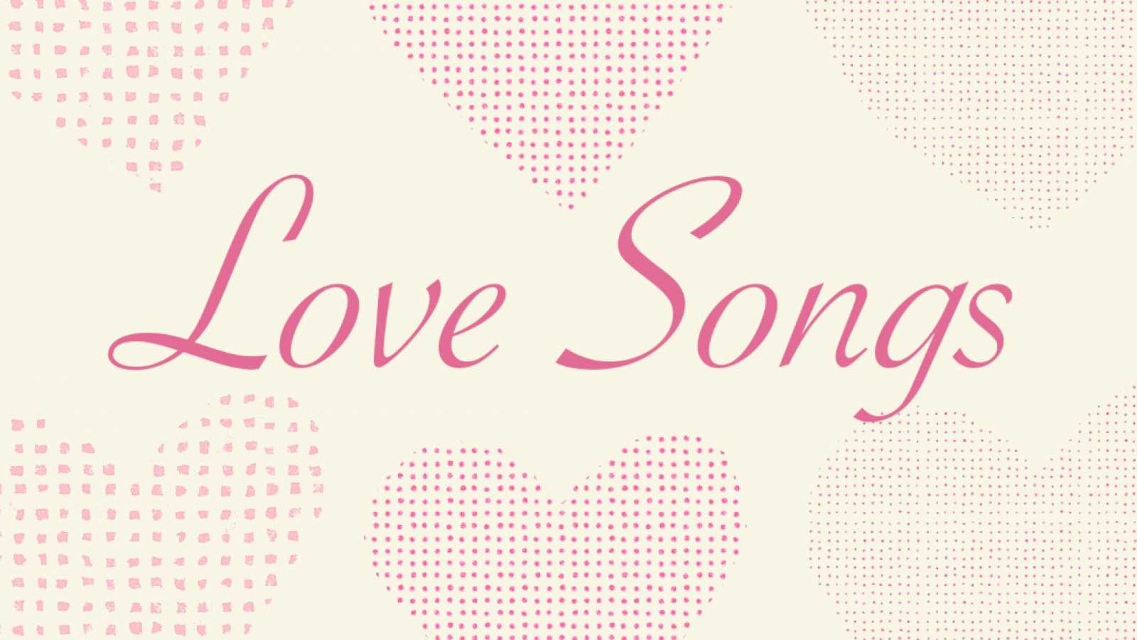 JaME's Love Song Playlist