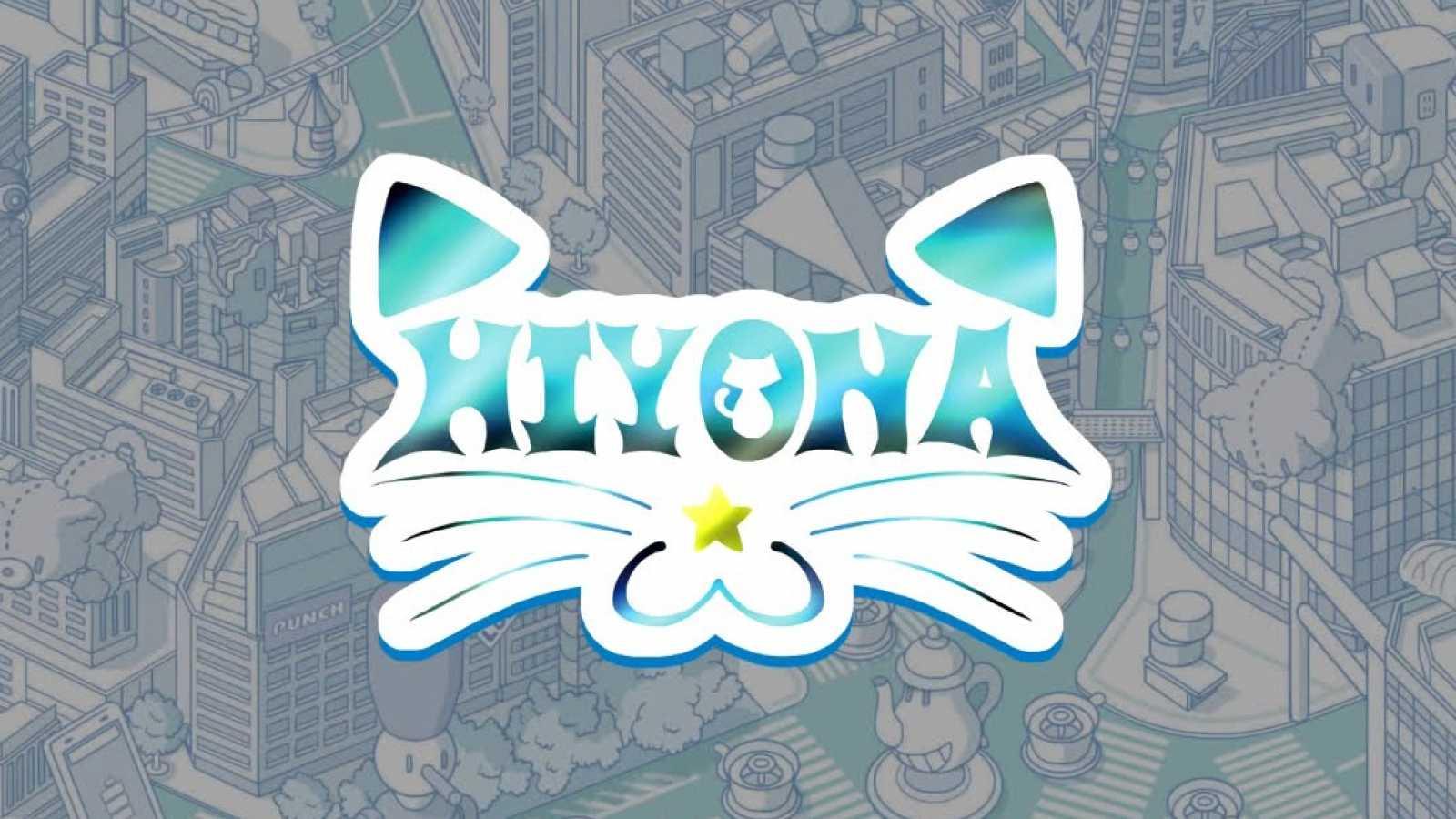 Debiutancki minialbum HiyonY © HiyonA. All rights reserved.
