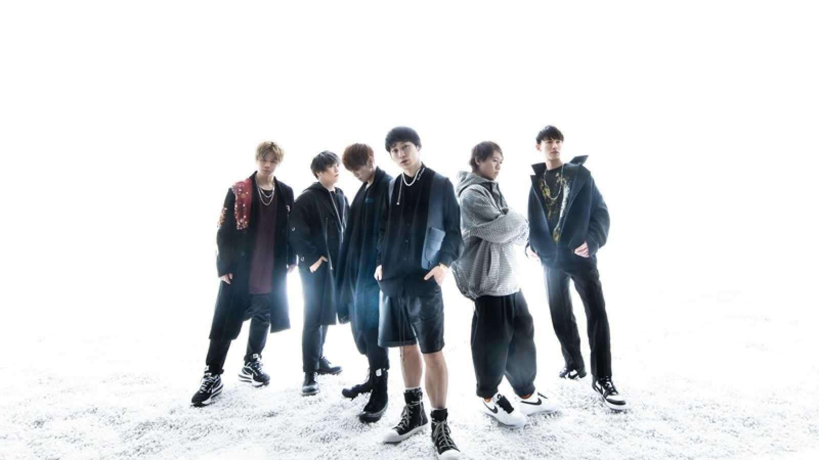 Новый сингл UVERworld © Sony Music Solutions Inc. All rights reserved.