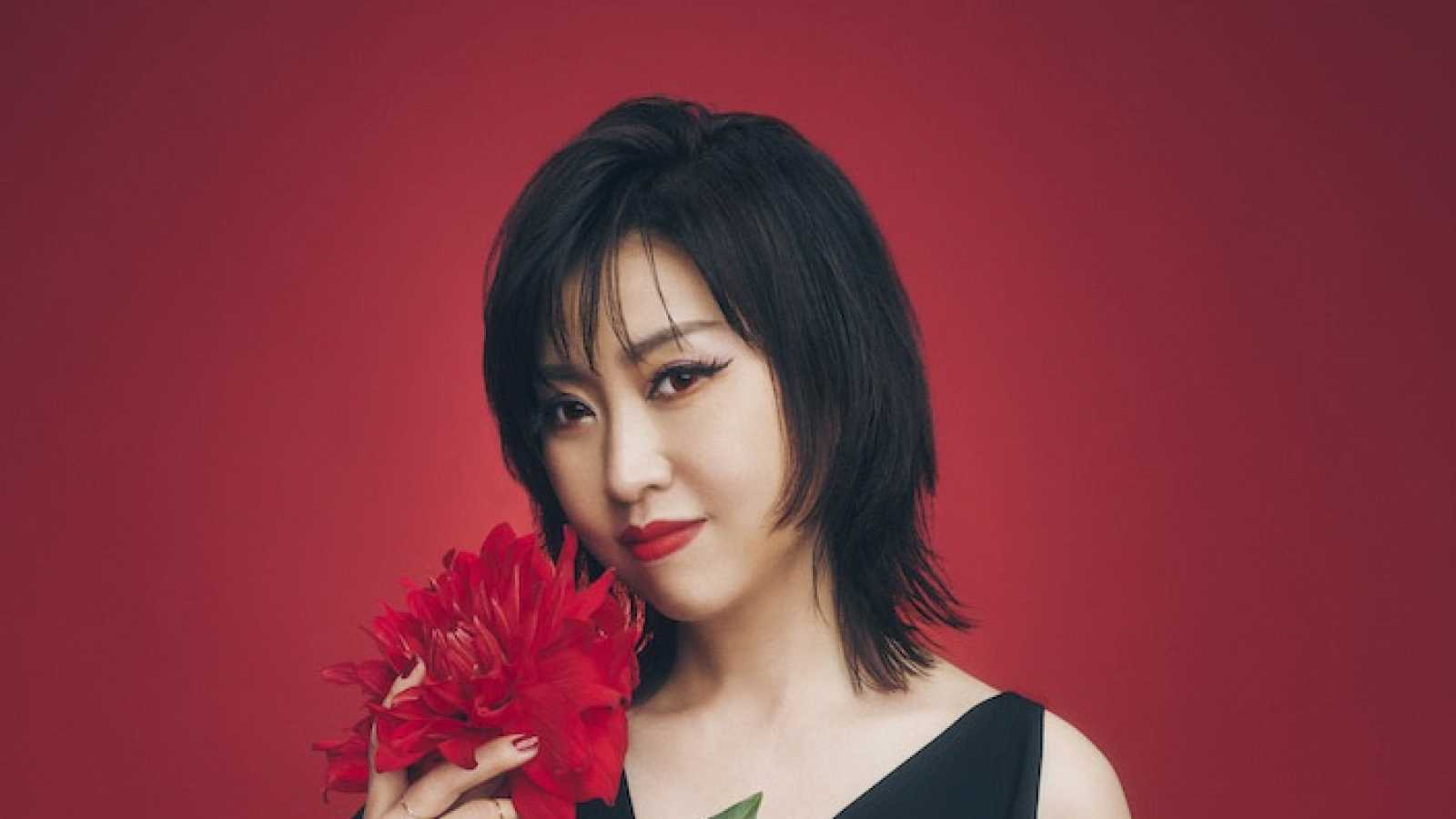 New Single from Megumi Hayashibara © KING RECORD CO., LTD. All rights reserved.