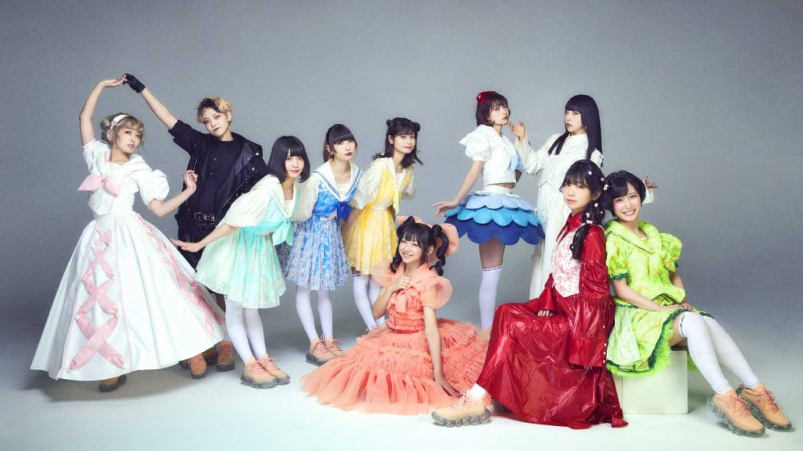 Dempagumi.inc Ultra☆Maximum☆Positive☆Story!! ~Let's go to the future~☆