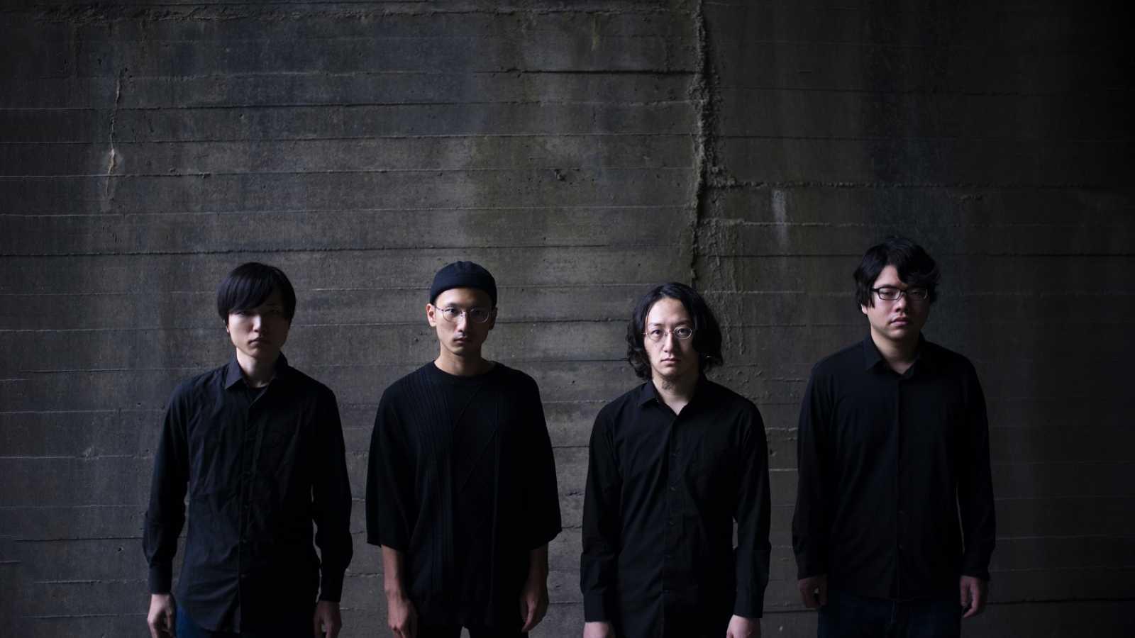 Black metal -yhtye Asunojokein omakustanne-EP:stä kansainvälinen vinyyliversio © Asunojokei all rights reserved